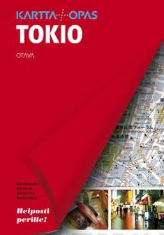 Tokiokartta + opas