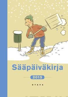 Sääpäiväkirja 2015