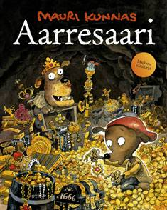 Aarresaari (+cd)