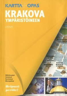 Krakova ympäristöineenkartta + opas