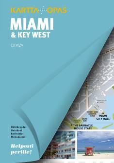 Miami & Key Westkartta + opas