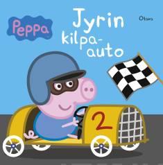 Pipsa Possu – Jyrin kilpa-auto