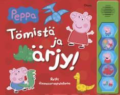 Pipsa Possu – Tömistä ja ärjy!Retki dinosauruspuistoon