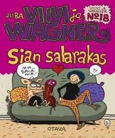 Viivi ja Wagner 18 – Sian salarakas