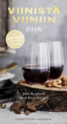 Viinistä viiniin 2016Viininystävän vuosikirja