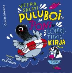 Puluboin ja Ponin loisketiivis kirja (3 cd)