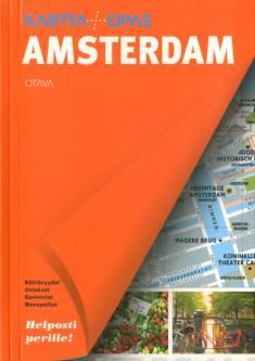 AmsterdamKartta + opas