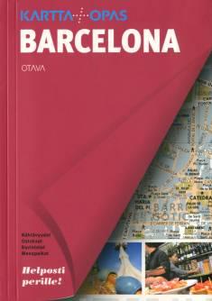 BarcelonaKartta + opas