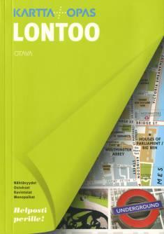 LontooKartta + opas