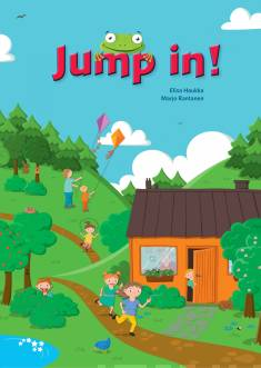 Jump in! – First year English