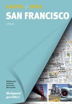 San FranciscoKartta + opas