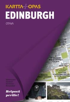 EdinburghKartta + opas