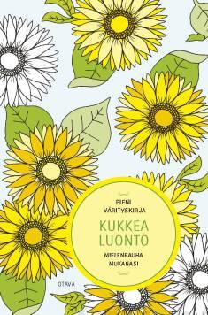 Kukkea luontoPieni värityskirja - Mielenrauha mukanasi