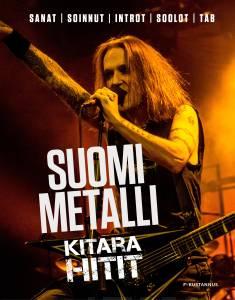 Suomimetalli – Kitarahitit