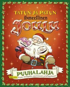 Tatun ja Patun ihmeellinen jouluPuuhalaatikko