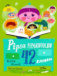 Pipsa Pipariviulun 42 kaveria