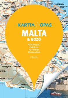 Malta & GozoKartta + opas