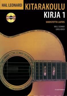 Hal Leonard kitarakoulu 1 (+ cd)osa 1