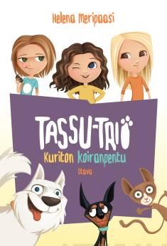 Kuriton koiranpentuTassu-trio