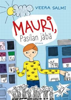 Mauri, Pasilan jäbäMauri ja vähä-älypuhelin : Mauri ja Mini-isoveli