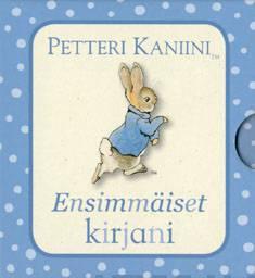 Petteri Kaniini – Ensimmäiset kirjaniVärit : Numerot : Muodot : Sanat