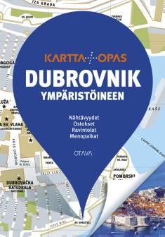 DubrovnikKartta + opas