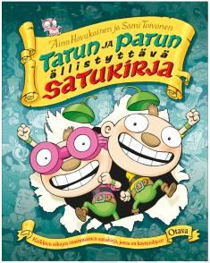 Tatun ja Patun ällistyttävä satukirja
