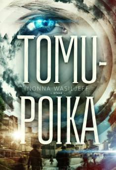 Tomupoika - kirjan kansikuva