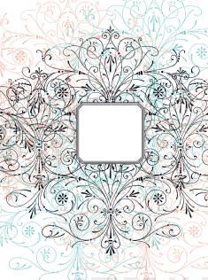 Muistikirja OrnamenttiPistemuistikirja