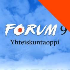 Forum 9 Digiopetusaineisto (OPS16)