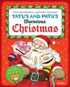 Tatu and Patu's Marvelous Christmas