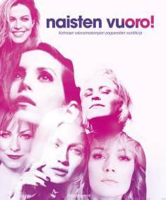 Naisten vuoro!Kotimaan valovoimaisimpien naispoppareiden nuottikirja