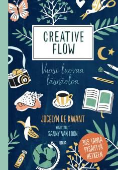 Creative flowVuosi luovaa läsnäoloa