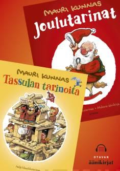 Kunnas äänikirjakorttiJoulutarinat : Tassulan tarinat