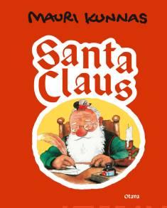 Santa Claus -Juhlakirja