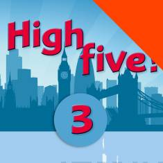 High five! digital teaching material
