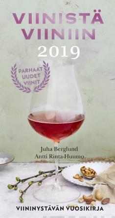 Viinistä viiniin 2019Viininystävän vuosikirja