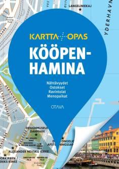 KööpenhaminaKartta + opas