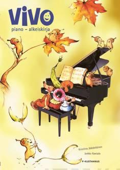 Vivo piano – alkeiskirja