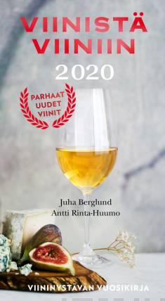 Viinistä viiniin 2020Viininystävän vuosikirja