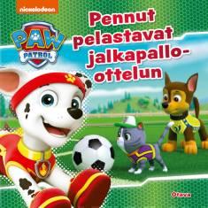 Ryhmä Hau – Pennut pelastavat jalkapallo-ottelun