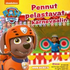 Ryhmä Hau – Pennut pelastavat karnevaalin