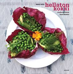 Hellaton kokkiraakaravintoa kasviksista