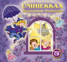 Unihiekkaa (+ cd)ihanimmat iltalaulut