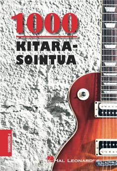 1000 kitarasointua
