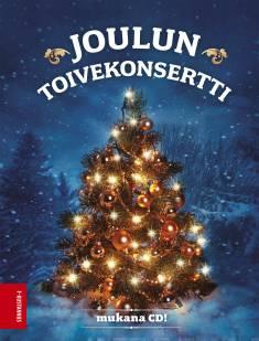 Joulun toivekonsertti (+cd)