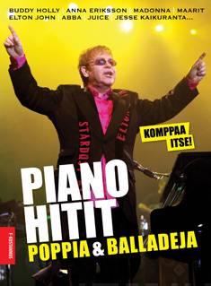 Pianohititpoppia & balladeja